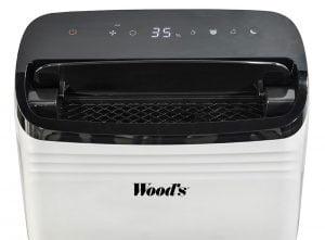 Woods MDK21 - bra luftavfuktare