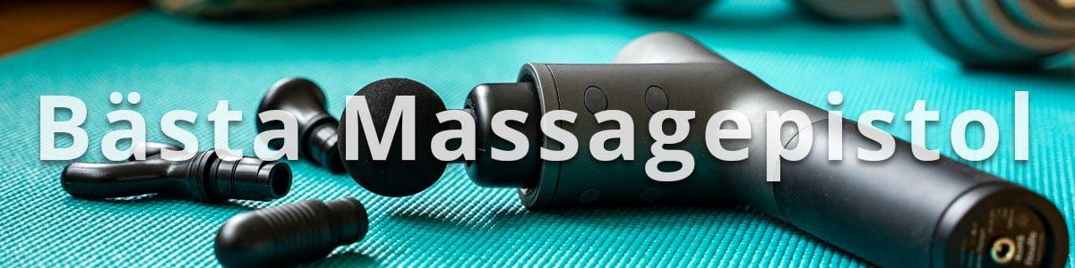 Bästa Massagepistol