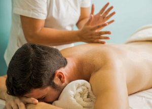 massage testas utan kontrollgrupp
