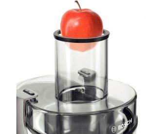 Bosch MES25 - juice med råsaftcentrifug