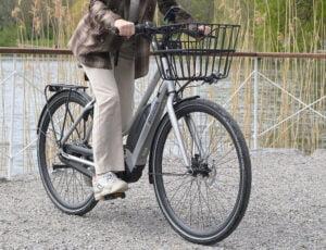 Cortina E-Mozzo elcykel