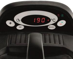 OBH Nordica 6357 Pro Digital - ställ grader för fritös