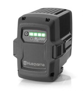 Husqvarna Bli 300 - starkt batteri