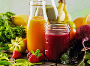 Juice ingredienser