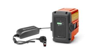 Husqvarna 115iHD45 med batteri