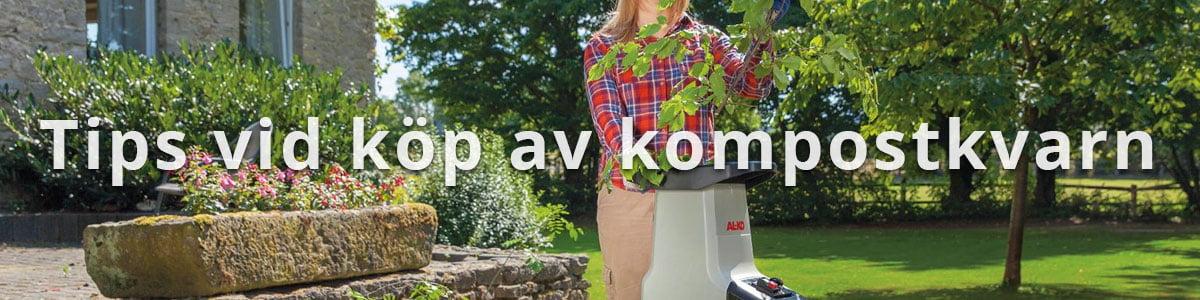 Tips köp kompostkvarn