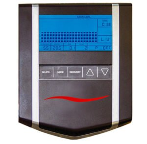Finnlo Exum kontroll display