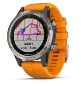 Garmin Fenix 5 Navigation