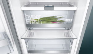 Siemens KS36VAI4P - hyperFresh för frukt och grönsaker