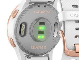 Garmin optisk pulsmätning vid handled
