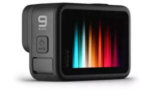 GoPro Hero9 Black baksida