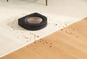 iRobot Roomba S9 Plus - bra sugeffekt