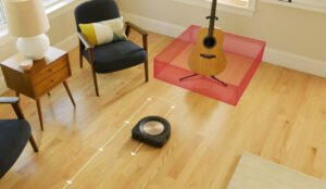 iRobot Roomba S9 Plus - smart AI