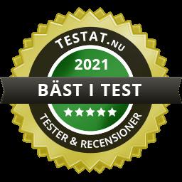 Bäst i Test 2021