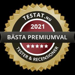 Bästa Premiumval 2021
