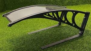 Robotgräsklippare - tak till laddstation