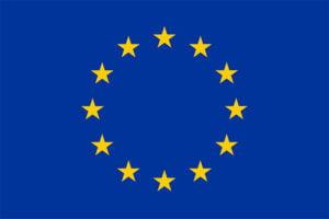 Europeiska Unionen flagga