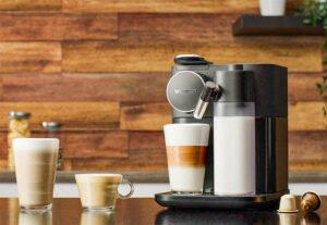Nespresso Gran Lattissima EN650 - gott kaffe med mjölkskummare