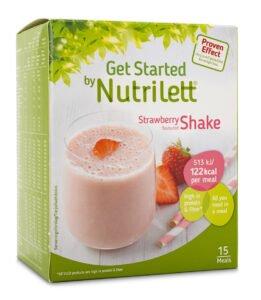 Nutrilett VLCD-produkt - smak jordgubb