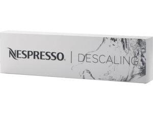 Avkalkning för Nespresso