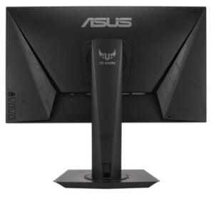 Asus TUF Gaming VG259QM baksida
