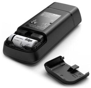 Dräger Alcotest 4000 batterilucka