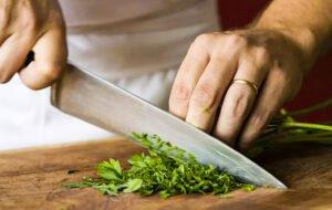 Kökskniv användningsområde