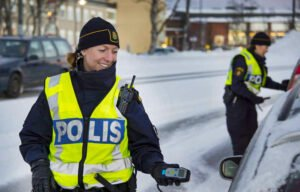 Nykterhetskontroll alkohol Polisen