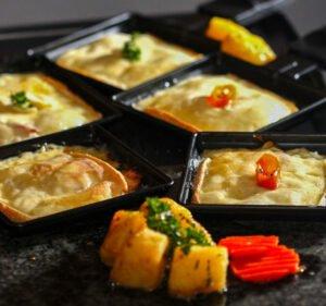 raclettejärn