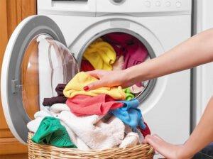 Tvättmaskinskapacitet - volym