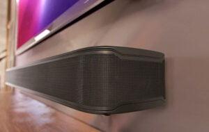 JBL Bar 5.0 MultiBeam - väggmonterad soundbar