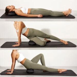 Musclepain MusclePillow - massage för olika muskelgrupper