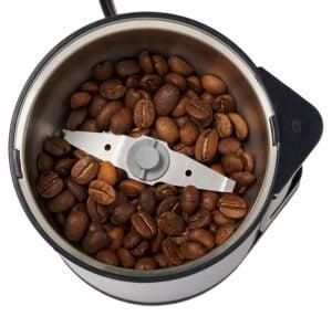Kaffekvarn med Blade Grinder