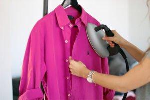 LauraStar Lift - ångstrykjärn skjorta