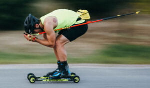 Rullskidor - Hastighet & Rullmotstånd