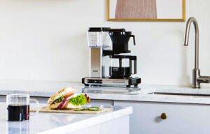 Moccamaster KBG962 AO - kaffebryggare i köket