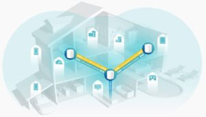 TP-Link Deco X60 - Mesh nätverk